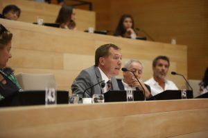 Legisladores radicales intiman a Schiaretti para que nomine al Fiscal General