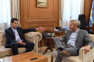 De Pedro le salió al cruce a Frigerio por sus críticas al Gobierno del FdT