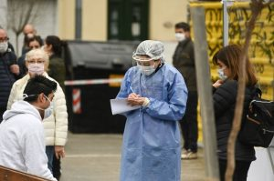 Suman 878 los fallecidos y 34.159 los infectados por Covid-19 en el país