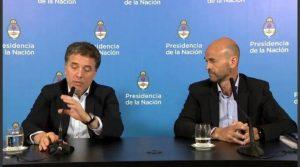 Concesiones: citan a indagatoria y les prohíben salir del país a los ex ministros Dujovne, Dietrich e Iguacel