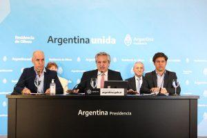 Fernández anunciará la extensión de la cuarentena hasta el 12 de julio y habrá controles más duros en el AMBA