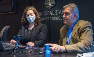 El municipio avanza en su plan de modernización: Llaryora ya tiene firma digital