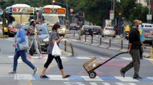 Comercios esenciales, restricciones al transporte, salidas para niños y sin runners, los ejes de la cuarentena «dura» en CABA