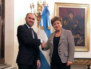 Un nuevo gesto del FMI a la Argentina en momento clave de la renegociación de la deuda