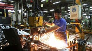 La utilización de la capacidad instalada de la industria bajó al 42% en abril