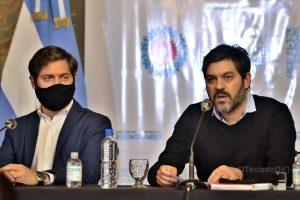 El gobierno bonaerense no quiere más flexibilizaciones de la cuarentena
