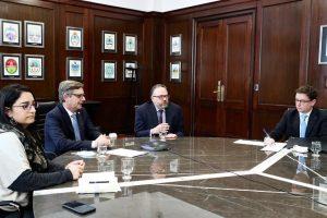 Desarrollo Productivo anunció créditos para parques industriales e impulso a economías regionales