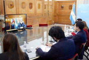 La Nación girará un millón de dólares al municipio gestionado por Llaryora