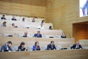 Con el compromiso oficialista de las explicaciones de Méndez (Caja) y Pihen, la oposición posterga cuestión de privilegio