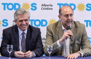 El Gobierno albertista avala una propuesta «superadora» de Perotti para destrabar el conflicto en Vicentin