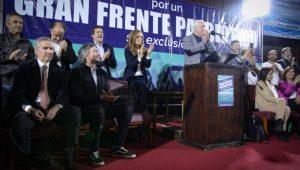 Apoyo de un amplio espectro de personalidades a la expropiación de Vicentin