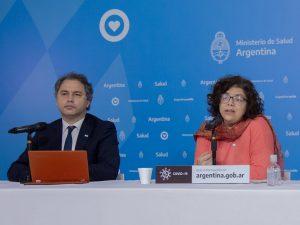 Con siete nuevos muertos por Covid-19 ascienden a 772 los decesos en la Argentina