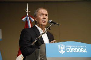 Schiaretti pidió actuar «responsable y solidariamente» al anunciar nuevas aperturas en la cuarentena
