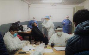 Covid-19: un empleado de Obras Viales dio positivo y se realizan testeos en dicha área municipal