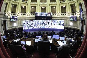 Por unanimidad, el Senado aprobó la reestructuración de los bonos de deuda emitidos bajo ley argentina