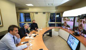 Entre pases de factura, el Presidente pidió respeto a JxC e hizo un llamado al «diálogo en serio»