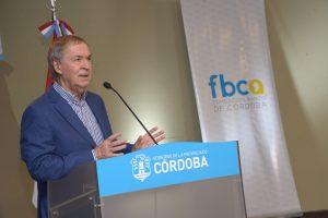 Schiaretti afirmó que «es nuestra responsabilidad cuidar» a Córdoba y al aparato productivo