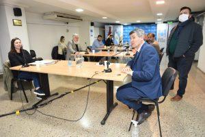 """Hoy el Concejo comenzó «a desandar el camino"""" de tener su sede propia"""