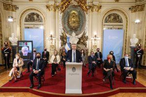Fernández afirmó que la reforma judicial fue respaldada por el «voto popular»