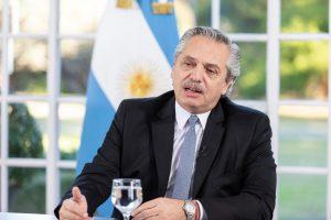 Fernández: «Los argentinos tenemos una deuda que debemos saldar»