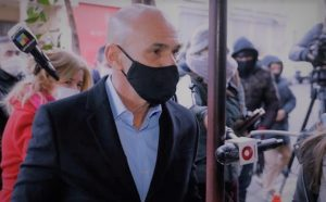 """El ex """"Señor 5"""" dijo que se enteró de las tareas de inteligencia sobre CFK a través de los medios"""