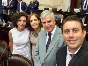 Diputados schiarettistas se suman al Frente de Todos en la aprobación de la moratoria ampliada