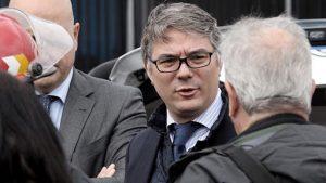 El juez Villena fue apartado de la causa que investiga el presunto espionaje ilegal