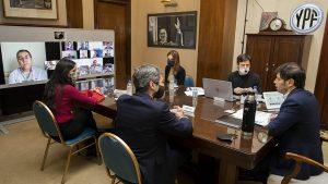 La gestión Kicillof lanzó un plan para auxiliar a pymes y comercios bonaerenses