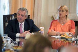 Fernández presenta su proyecto de reforma judicial que será girado al Congreso