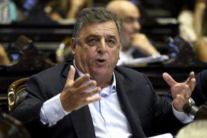 """""""Queremos la moratoria, pero no una amnistía y la impunidad de amigos del poder"""", advirtió Negri"""