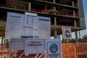 El municipio capitalino habilita nuevas obras privadas en el área central