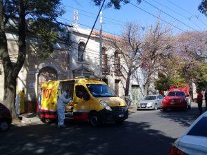A raíz de 10 casos, disponen cuarentena sanitaria en una residencia geriátrica de Alta Córdoba