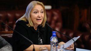 Senadora radical expresó la necesidad de «modificar» el sistema judicial, pero «tomando distancia de las propuestas kirchneristas»