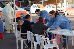 Córdoba registró un pico de 99 casos nuevos de Covid-19
