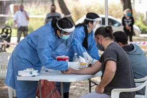 Córdoba registró hoy 45 casos nuevos de Covid-19