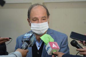 """""""La pandemia comenzó a llegar con más fuerza a nuestra provincia y por lo tanto debemos extremar los cuidados"""", dijo el ministro de Gobierno de Salta"""