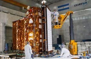 El SAOCOM 1B superó la última prueba y está listo para ser lanzado