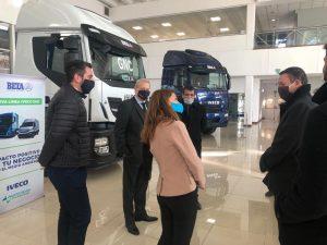 El municipio destinó una flota de 26 camiones 0km para que el COyS amplíe su cobertura de servicios