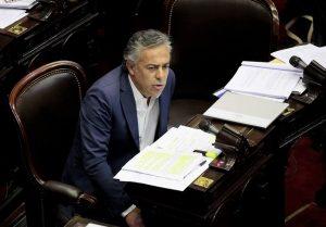 Para el titular de la UCR, CFK  «usa» a Berni «para penetrar en el Conurbano»