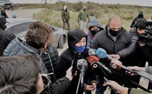 «Renuevo la confianza en el Presidente», dijo la madre de Facundo, tras la reunión en Olivos
