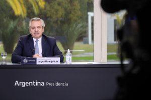 «No les vamos a hacer a ellos lo que nos hicieron a nosotros», lanzó Fernández sobre la reforma judicial, apuntando al macrismo
