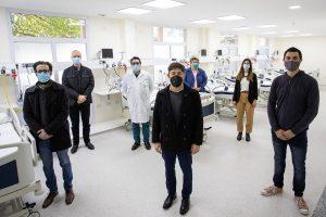 Kicillof advirtió que «politizar la pandemia no le sirve a la gente»
