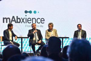 «Producir aquí es una garantía para que Argentina tenga vacunas», dijo el director de mAbxience