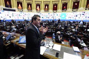 Diputados avanzará con la ampliación del presupuesto y la reestructuración de deuda local
