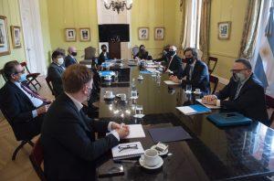 El Gabinete económico analizó la cuarta ronda del programa ATP