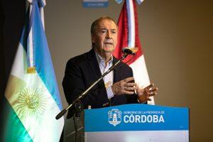 Schiaretti afirmó que Córdoba no retrocede de fase y le pidió a Nación habilitar reuniones familiares