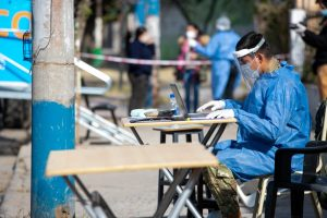 Se puso fin al cordón sanitario en los barrios del Country Siete Soles