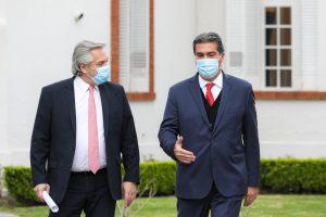 El Presidente destacó que «la Argentina central que tiene periferias no se puede tolerar más»