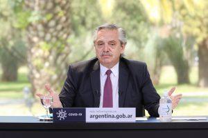 El Presidente defendió el traspaso de recursos de la CABA a la Provincia