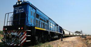 """Las obras de mejoramiento de vía en 5 provincias """"tienen un alto impacto en la operación de trenes de carga»"""